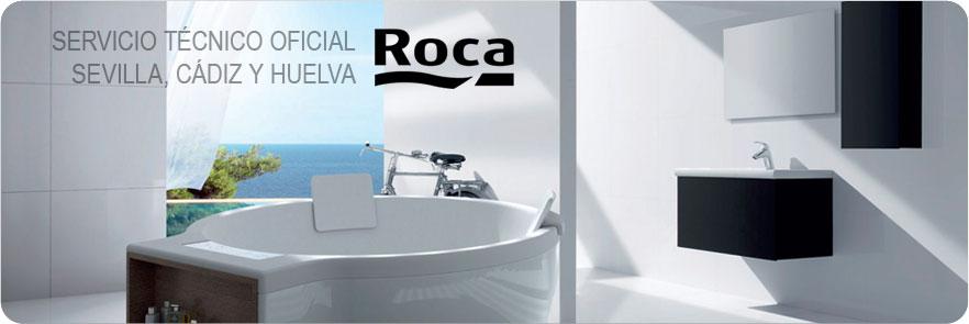 Servicio t cnico oficial roca en sevilla c diz y huelva for Servicio tecnico roca